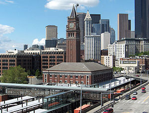 Seattle's King Street Station