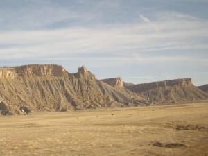 Mountain Beauty in Nevada