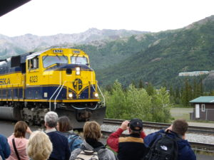 Comparing and Contracting freight trains and passenger trains