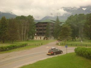 !A1RUE EB15 Glacier lodge